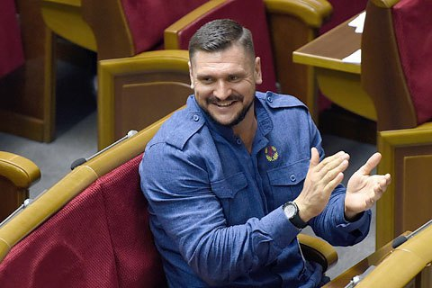 Порошенко назначил нардепа Савченко главой Николаевской ОГА