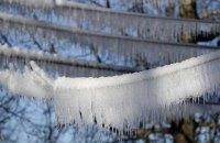 В субботу в Киеве обещают снег и -17 градусов