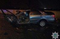 В Харькове при попытке оторваться от патрульных погиб водитель