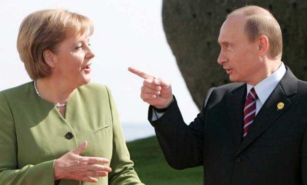 Дружба Германии с Россией не позволяет расценивать высказывания Ангелы Меркель об Украине как серьезные