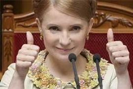Тимошенко обещает доллар по 6 гривен