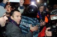 В представительстве ЕС встревожены событиями в Святошинском районе Киева
