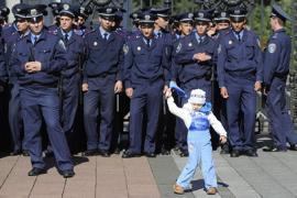 """Регионалы строят в Украине """"полицейское государство""""?"""