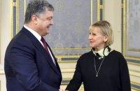 Глава МИД Швеции поддержала продление антироссийских санкций