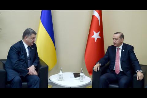 Порошенко планирует посетить Турцию в начале 2016 года