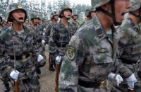 В Пекине сотни китайцев протестуют из-за сокращений военнослужащих
