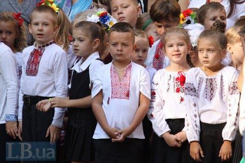 Більшість українських школярів вірять у позитивні зміни в країні