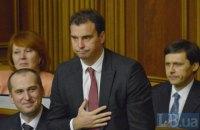 Абромавичус пообещал не идти в политику