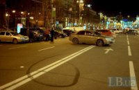 Милиция занялась блокированием дорог автомобилистами Евромайдана