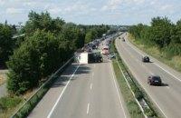 12 украинцев пострадали в ДТП в Польше (обновлено)