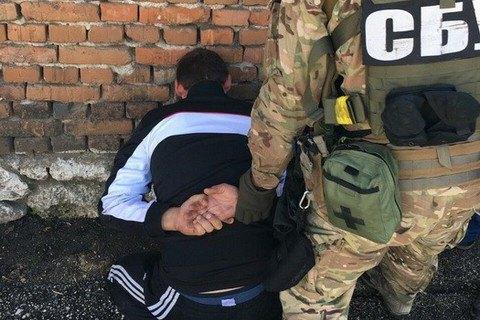 """В Тернопольской области поймали боевика """"ДНР"""""""