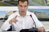 Медведев снова поставил Беларусь в пример Украине