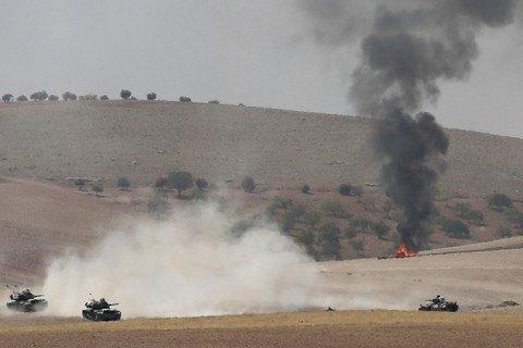 Сирия нерада «Щиту Евфрата»: Дамаск требует закончить турецкое вторжение