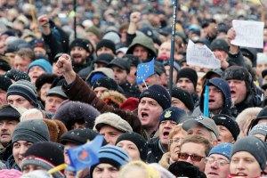 Майдан одобрил участие оппозиции в круглом столе с властью