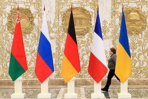 Порошенко, Меркель, Олланд и Путин сегодня обсудят Донбасс