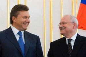 Янукович обсудил с Гашпаровичем вопросы евроинтеграции