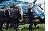 Герман: Янукович не заберет вертолетные площадки с собой в могилу