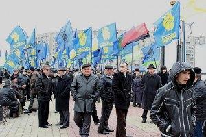 Харьковские власти намерены через суд запретить шествие оппозиции