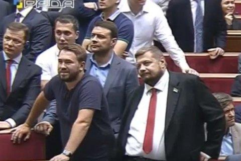 Мосийчуку инкриминируют 5 статей Уголовного кодекса