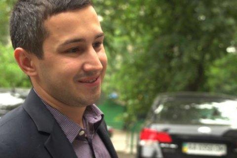 Сын руководителя СБУ возглавил впрокуратуре департамент контроля заведомством отца