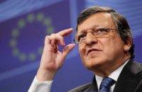 Баррозу: Украина обещает успеть с Соглашением об ассоциации с ЕС