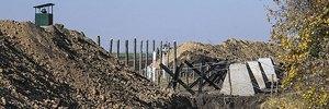 Первую полосу обороны на Донбассе построили на 85%