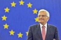 Президент Европарламента начинает визит в Киев