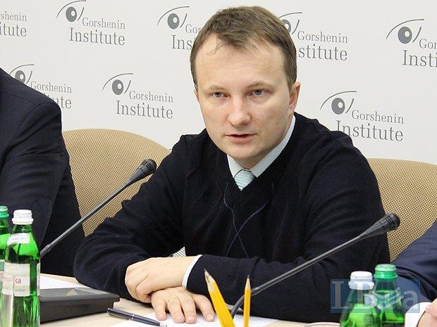Олександр Палій. Архівне фото