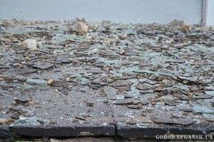 За сутки в Луганске пострадали 5 мирных жителей
