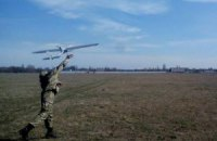 """""""Днепр-1"""" обнаружил скопление военной техники в Донецке"""