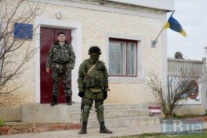 """На КПП """"Армянск"""" россияне несколько часов удерживают членов Меджлиса"""
