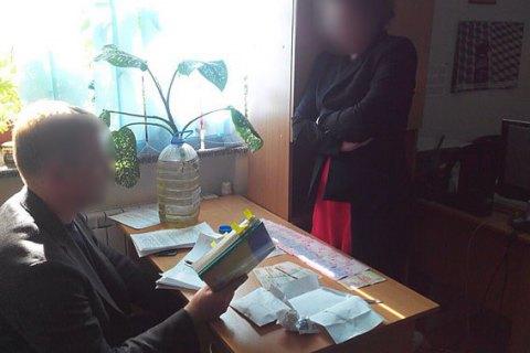 Руководителя киевского вуза поймали на взятке