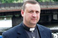 Священик у підпіллі