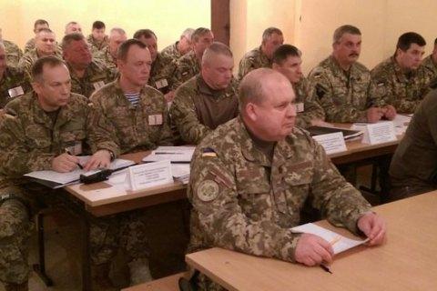 Порошенко назначил командующего Сухопутных войск