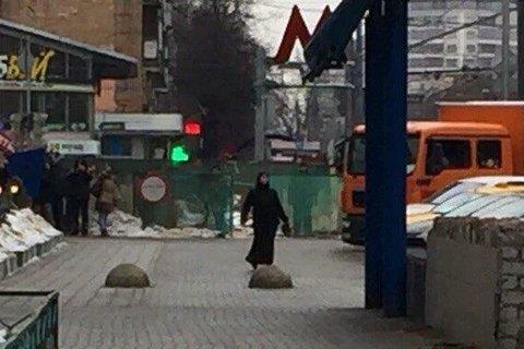 """Женщина ходила по Москве с отрезанной головой ребенка и кричала """"Аллах акбар"""""""