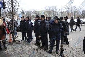 МВД: у нас нет указаний препятствовать приезду в Киев активистов оппозиции
