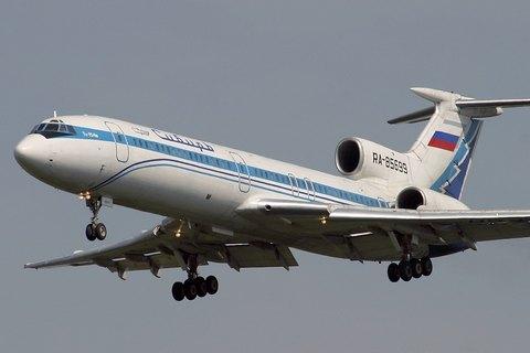 СМИ: Ту-154 не сбивали и не взрывали