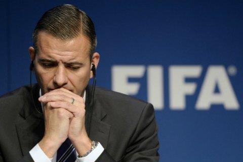Заместителя генсека ФИФА уволили из-за финансовых нарушений