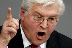 Штайнмайер: февральские договоренности сорвались из-за побега Януковича