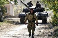 За сутки боевики 109 раз нарушили режим прекращения огня