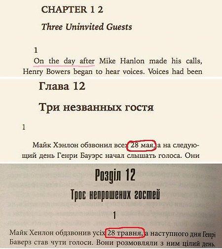Літературна ревізія: російське вторгнення до українських перекладів
