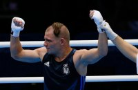 Беринчик успешно дебютировал на профессиональном ринге