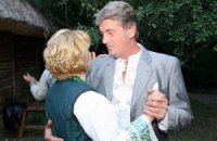 Ющенко собирается на казацкий праздник