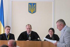 Суд по Луценко объявил перерыв - судье стало плохо