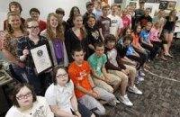 Школа у США встановила рекорд за кількістю близнюків