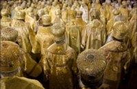 С вилами против креста: продолжение конфликта вокруг Десятинной церкви