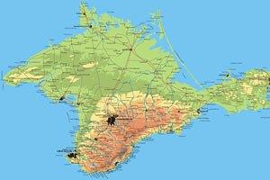 Из Крыма предлагают сделать область