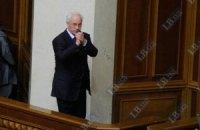 """""""Регионалы"""" хотят видеть Азарова премьером аж до 2015 года"""