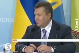 Герман обещает сопроводить речи Януковича субтитрами