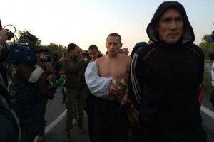 Из плена освобождены семь военных и два волонтера